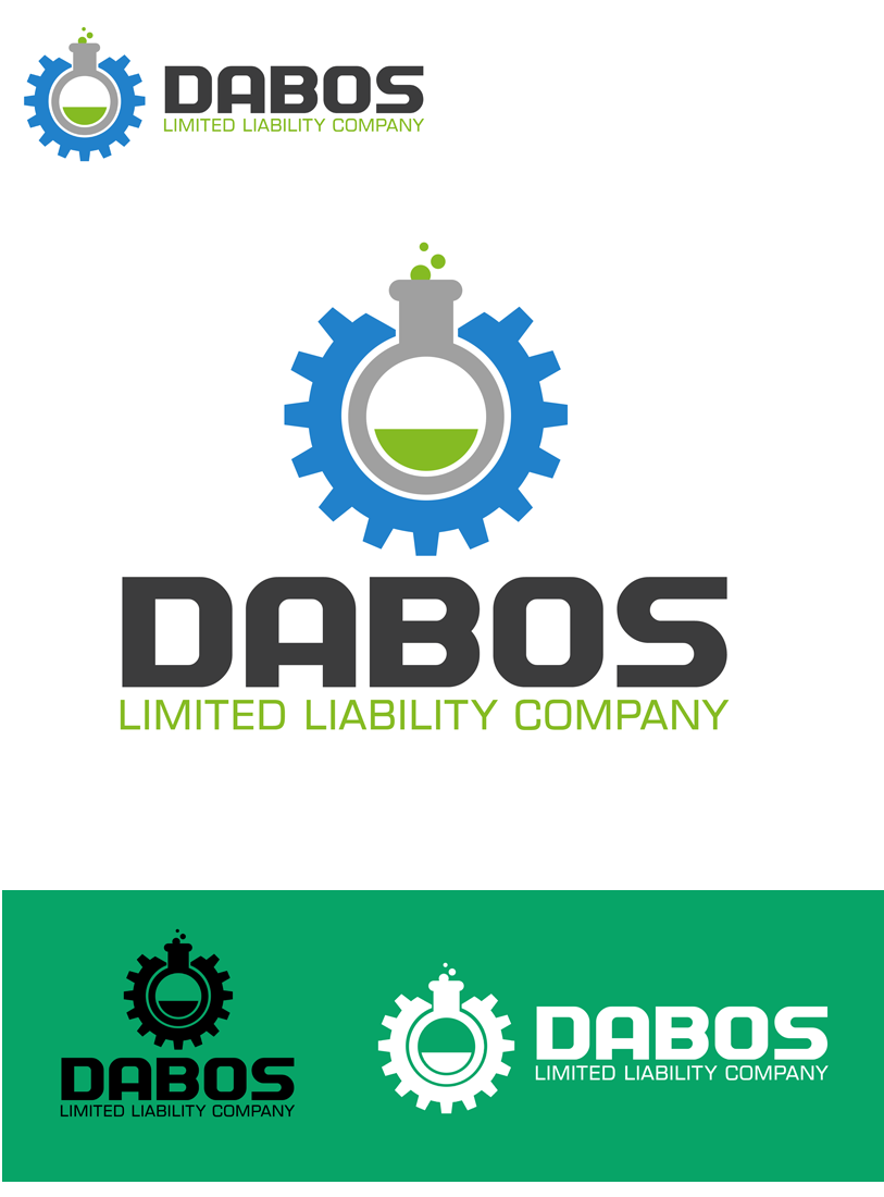 Logo Design by Robert Turla - Entry No. 53 in the Logo Design Contest Imaginative Logo Design for DABOS, Limited Liability Company.