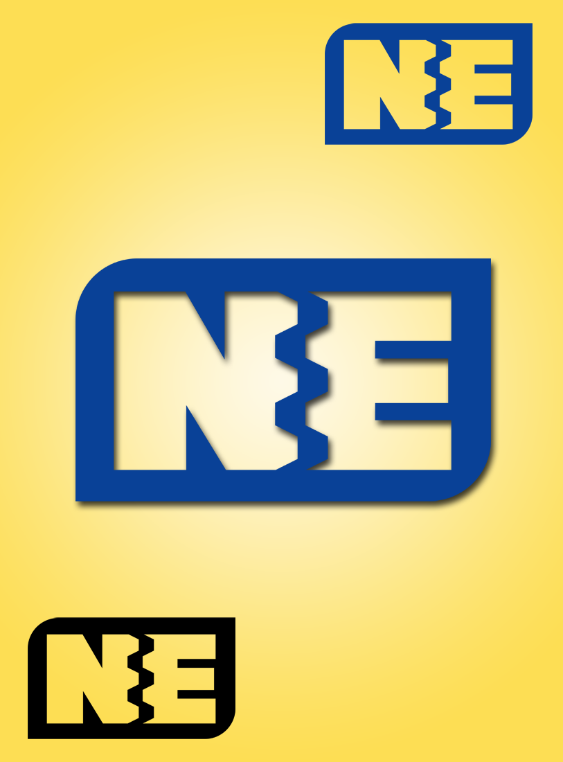 Logo Design by Robert Turla - Entry No. 170 in the Logo Design Contest Imaginative Logo Design for The Near East Equipment Co..