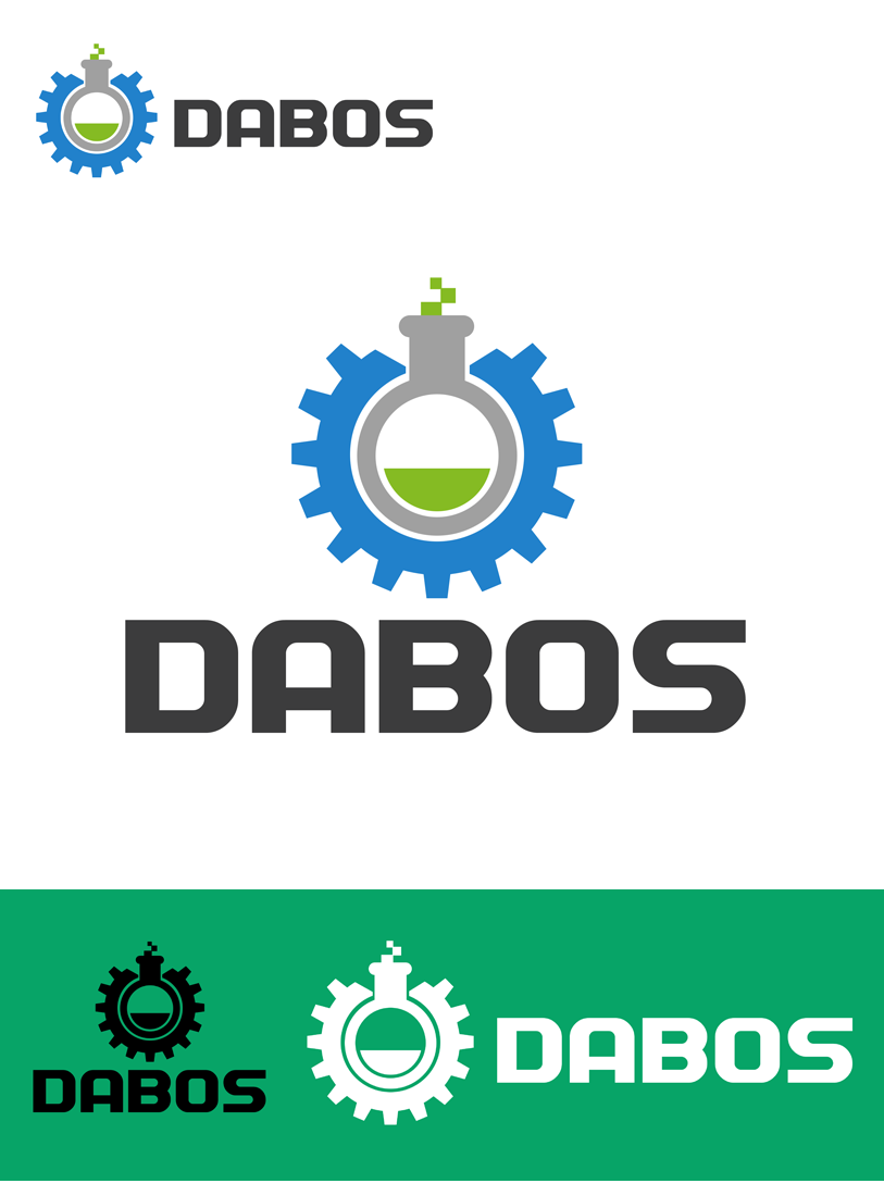 Logo Design by Private User - Entry No. 58 in the Logo Design Contest Imaginative Logo Design for DABOS, Limited Liability Company.