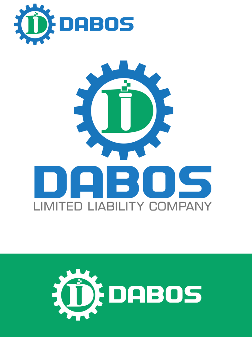 Logo Design by Robert Turla - Entry No. 60 in the Logo Design Contest Imaginative Logo Design for DABOS, Limited Liability Company.