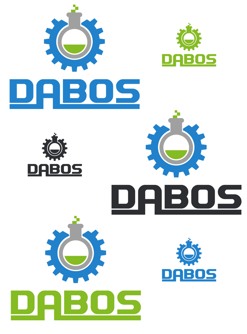 Logo Design by Private User - Entry No. 63 in the Logo Design Contest Imaginative Logo Design for DABOS, Limited Liability Company.