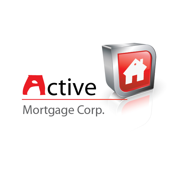 Logo Design by aesthetic-art - Entry No. 33 in the Logo Design Contest Active Mortgage Corp..