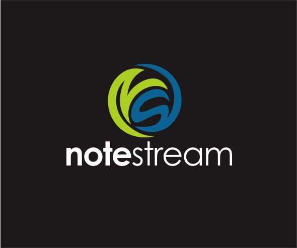 Logo Design by ronny - Entry No. 85 in the Logo Design Contest Imaginative Logo Design for NoteStream.