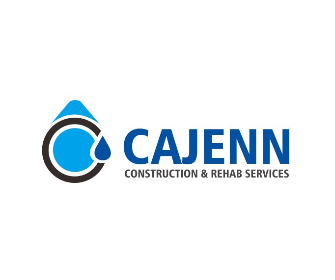 Logo Design by ronny - Entry No. 177 in the Logo Design Contest New Logo Design for CaJenn Construction & Rehab Services.
