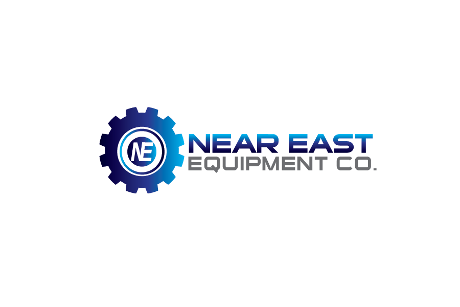 Logo Design by Private User - Entry No. 177 in the Logo Design Contest Imaginative Logo Design for The Near East Equipment Co..