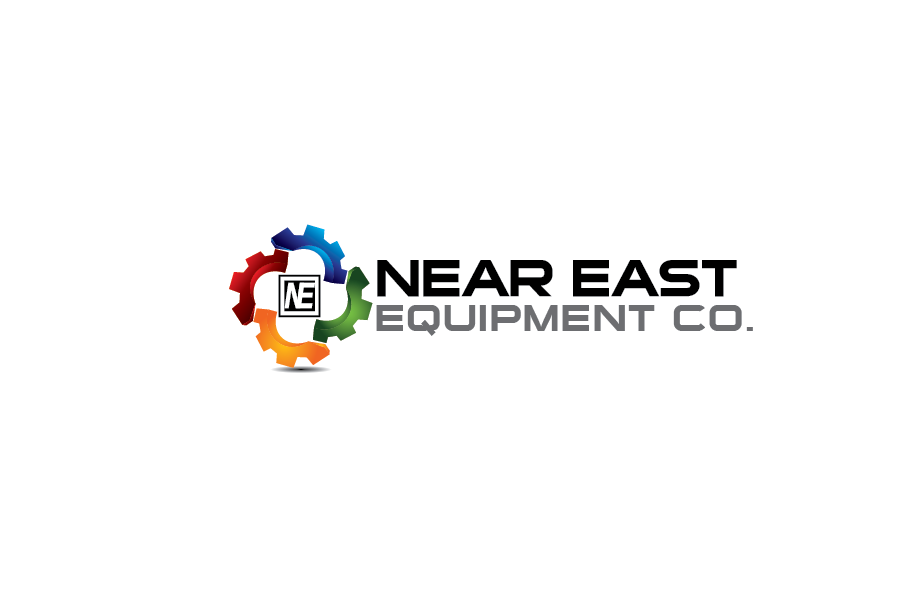 Logo Design by Private User - Entry No. 178 in the Logo Design Contest Imaginative Logo Design for The Near East Equipment Co..