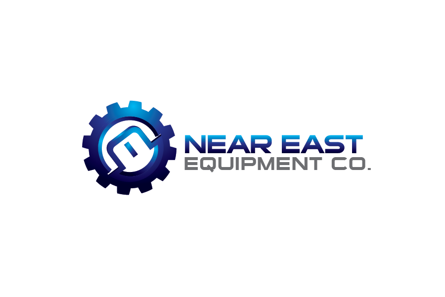 Logo Design by Private User - Entry No. 180 in the Logo Design Contest Imaginative Logo Design for The Near East Equipment Co..
