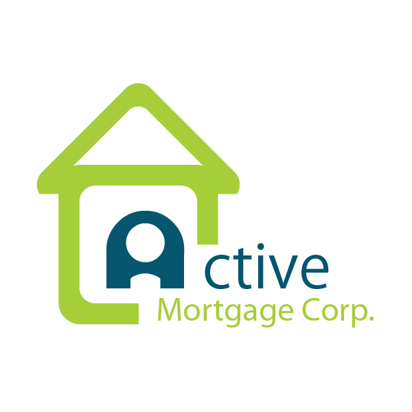 Logo Design by aesthetic-art - Entry No. 35 in the Logo Design Contest Active Mortgage Corp..