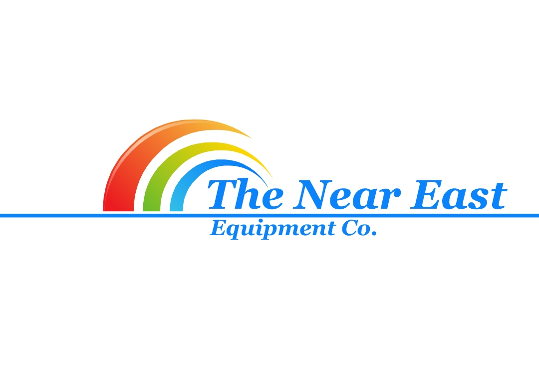 Logo Design by Marco Paulo Jamero - Entry No. 185 in the Logo Design Contest Imaginative Logo Design for The Near East Equipment Co..