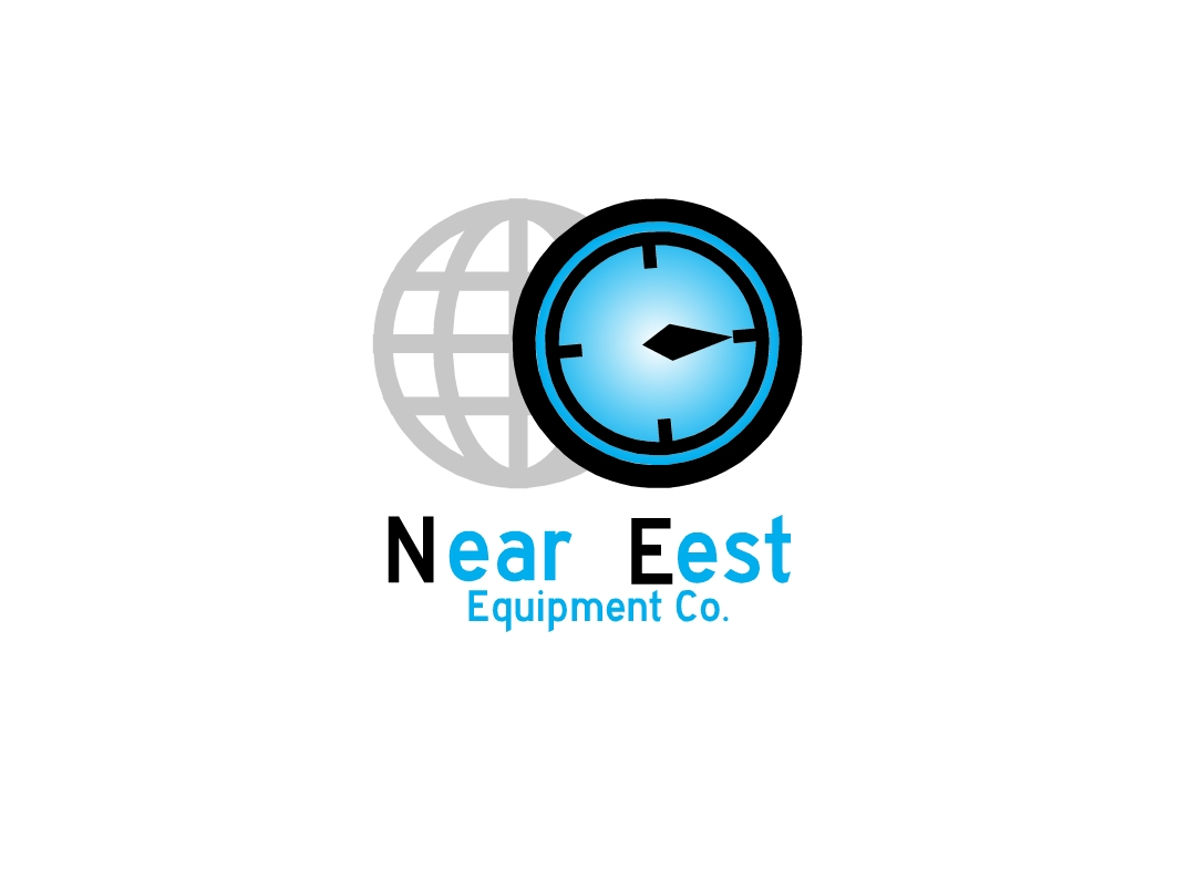 Logo Design by Marco Paulo Jamero - Entry No. 186 in the Logo Design Contest Imaginative Logo Design for The Near East Equipment Co..