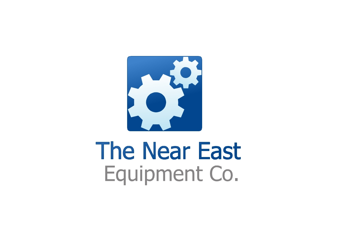 Logo Design by Marco Paulo Jamero - Entry No. 188 in the Logo Design Contest Imaginative Logo Design for The Near East Equipment Co..