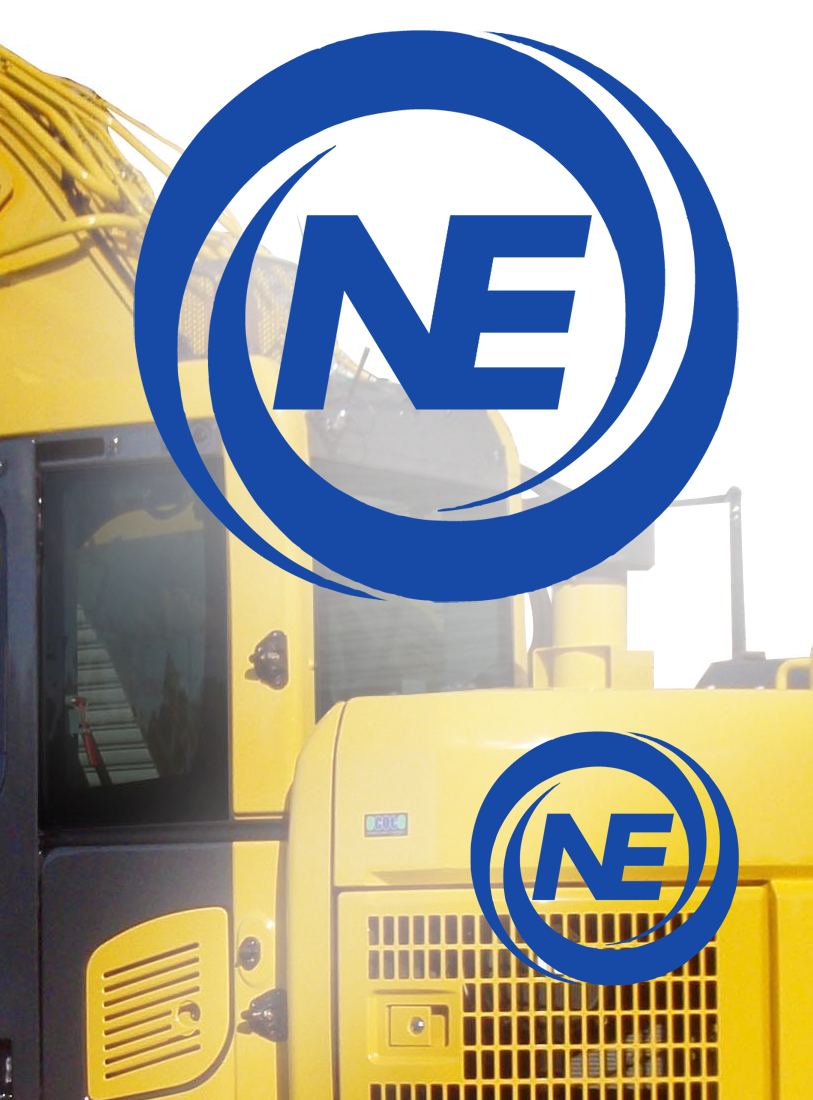 Logo Design by Private User - Entry No. 192 in the Logo Design Contest Imaginative Logo Design for The Near East Equipment Co..