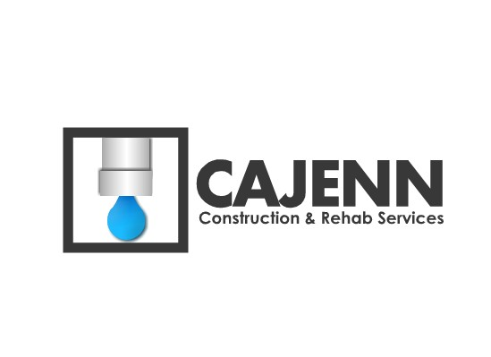 Logo Design by Ismail Adhi Wibowo - Entry No. 182 in the Logo Design Contest New Logo Design for CaJenn Construction & Rehab Services.
