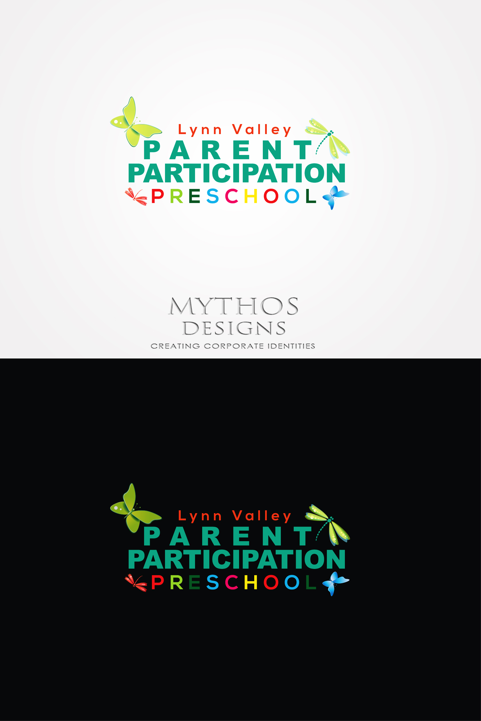 Logo Design by Mythos Designs - Entry No. 52 in the Logo Design Contest New Logo Design for Lynn Valley Parent Participation Preschool.
