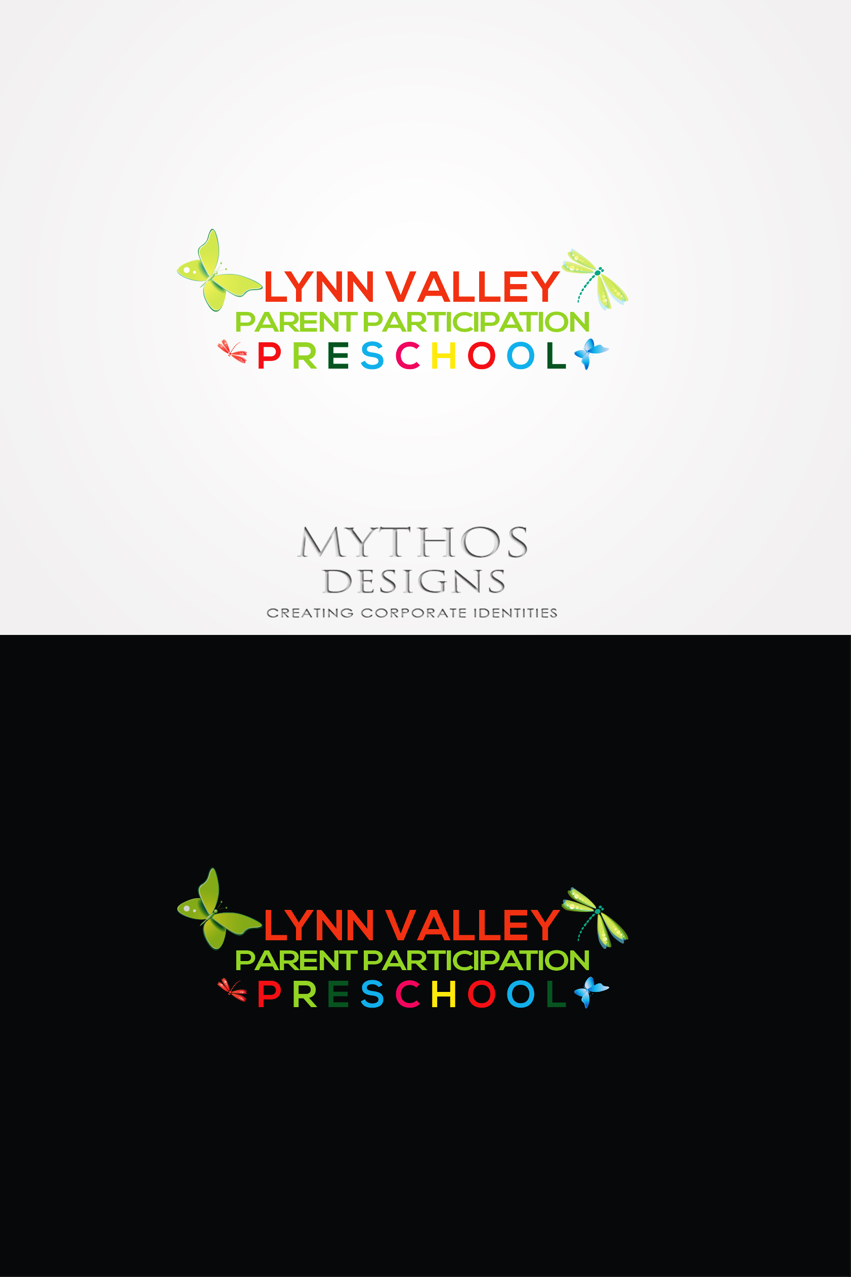 Logo Design by Mythos Designs - Entry No. 53 in the Logo Design Contest New Logo Design for Lynn Valley Parent Participation Preschool.