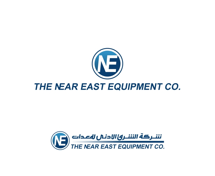 Logo Design by Juan_Kata - Entry No. 199 in the Logo Design Contest Imaginative Logo Design for The Near East Equipment Co..