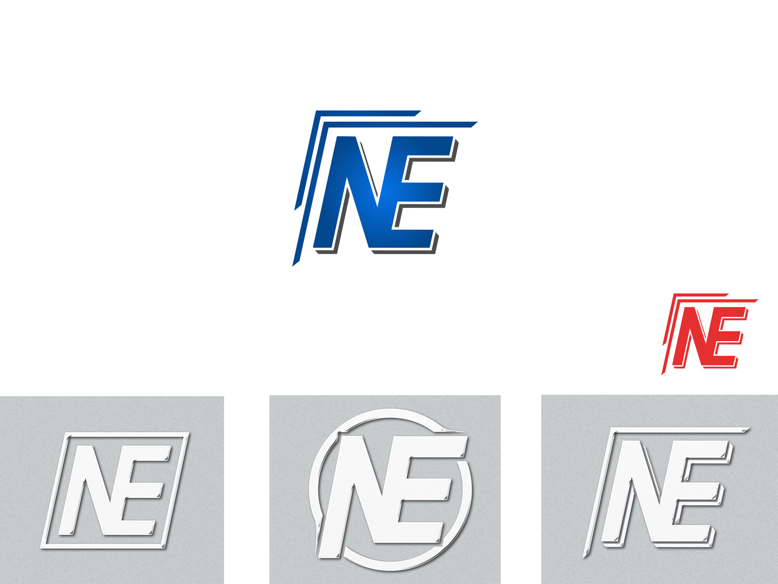 Logo Design by olii - Entry No. 200 in the Logo Design Contest Imaginative Logo Design for The Near East Equipment Co..