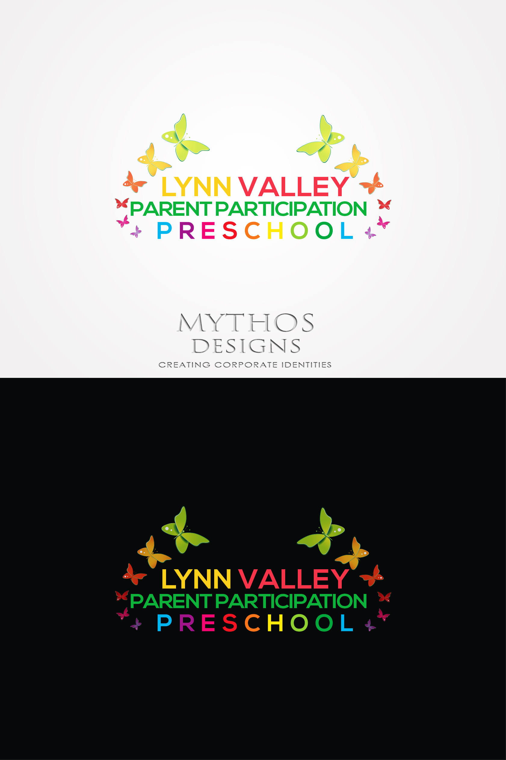 Logo Design by Mythos Designs - Entry No. 57 in the Logo Design Contest New Logo Design for Lynn Valley Parent Participation Preschool.