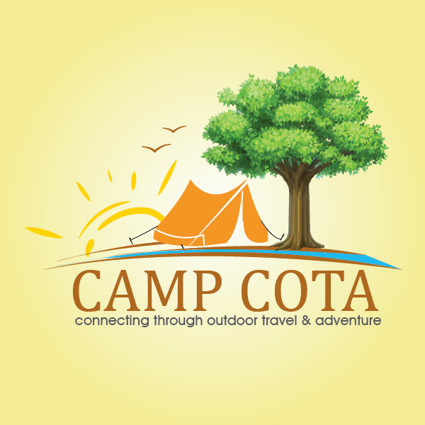 Logo Design by aesthetic-art - Entry No. 50 in the Logo Design Contest CAMP COTA.