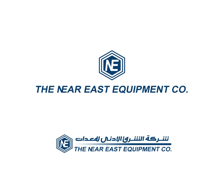 Logo Design by Juan_Kata - Entry No. 202 in the Logo Design Contest Imaginative Logo Design for The Near East Equipment Co..