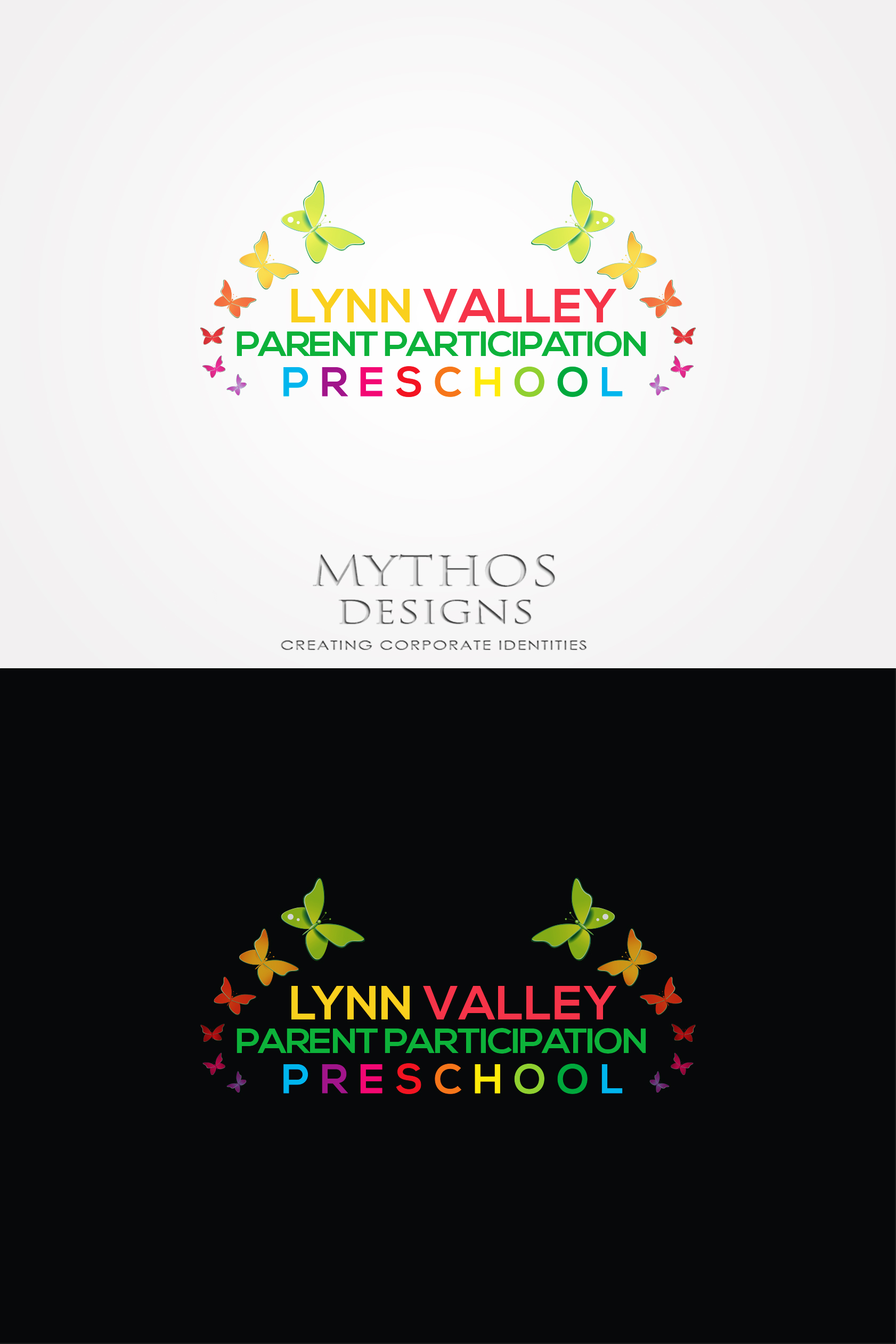 Logo Design by Mythos Designs - Entry No. 58 in the Logo Design Contest New Logo Design for Lynn Valley Parent Participation Preschool.