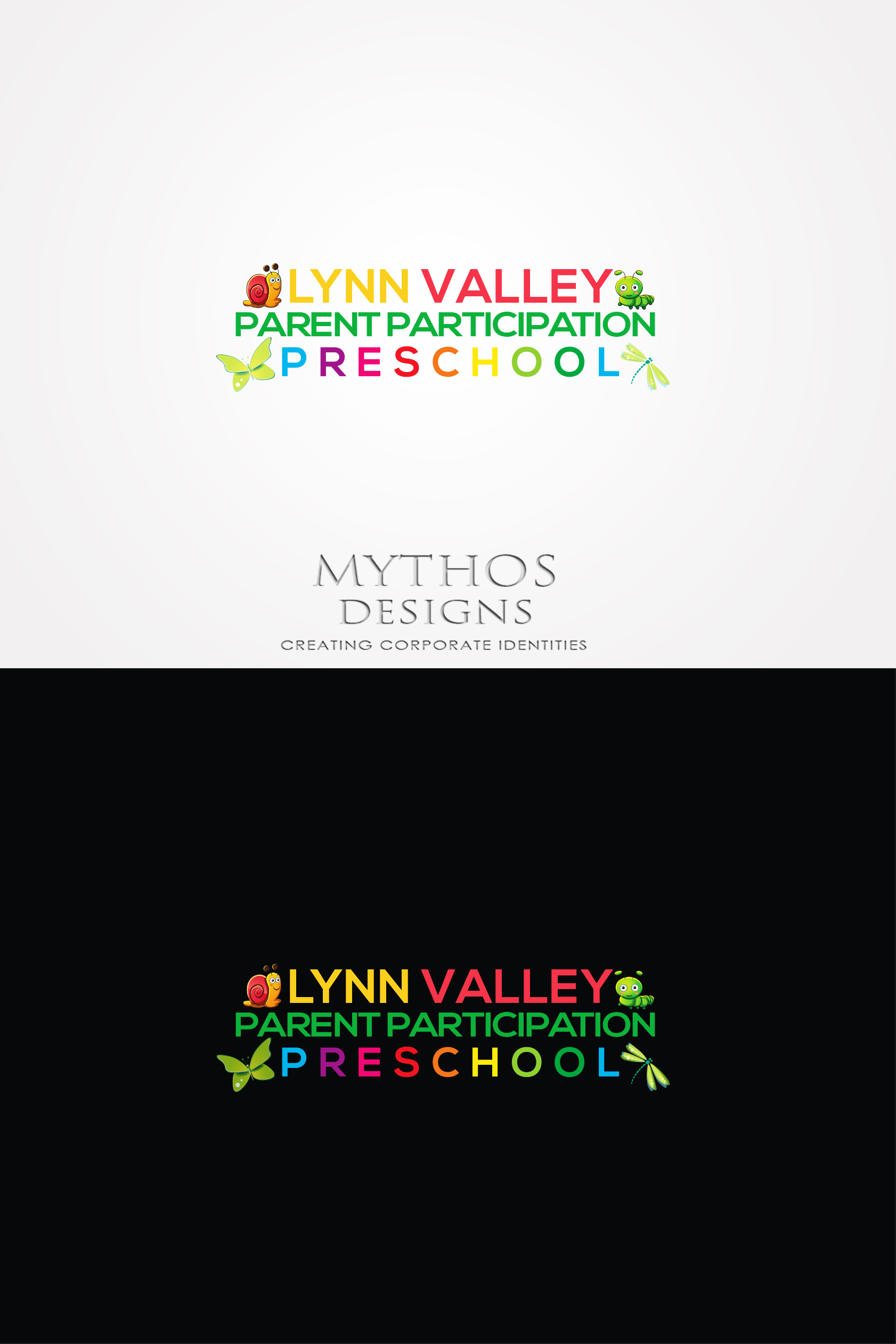 Logo Design by Mythos Designs - Entry No. 59 in the Logo Design Contest New Logo Design for Lynn Valley Parent Participation Preschool.