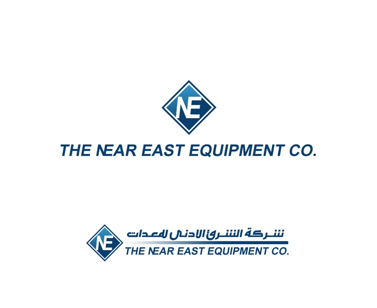 Logo Design by Juan_Kata - Entry No. 205 in the Logo Design Contest Imaginative Logo Design for The Near East Equipment Co..