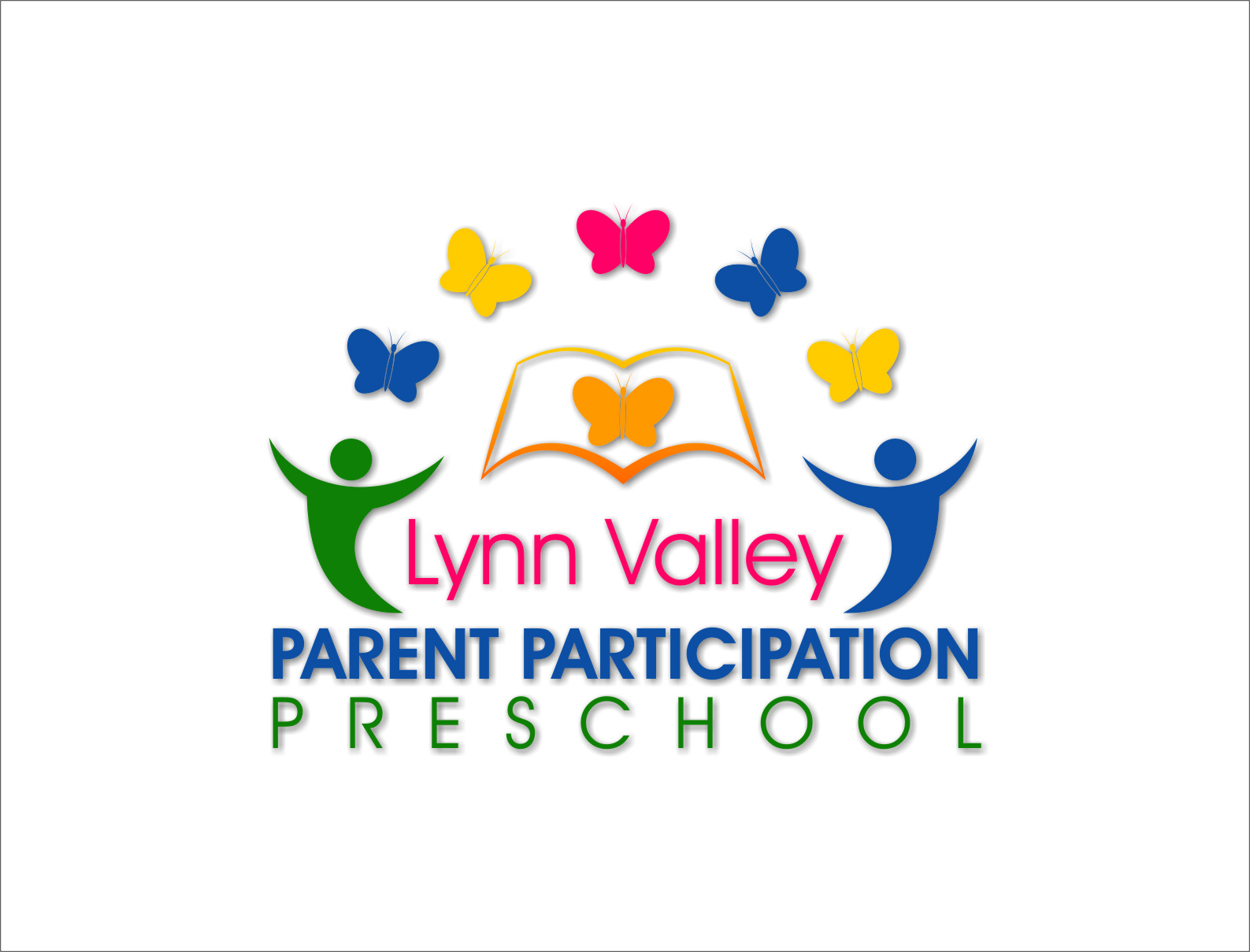 Logo Design by Ngepet_art - Entry No. 60 in the Logo Design Contest New Logo Design for Lynn Valley Parent Participation Preschool.