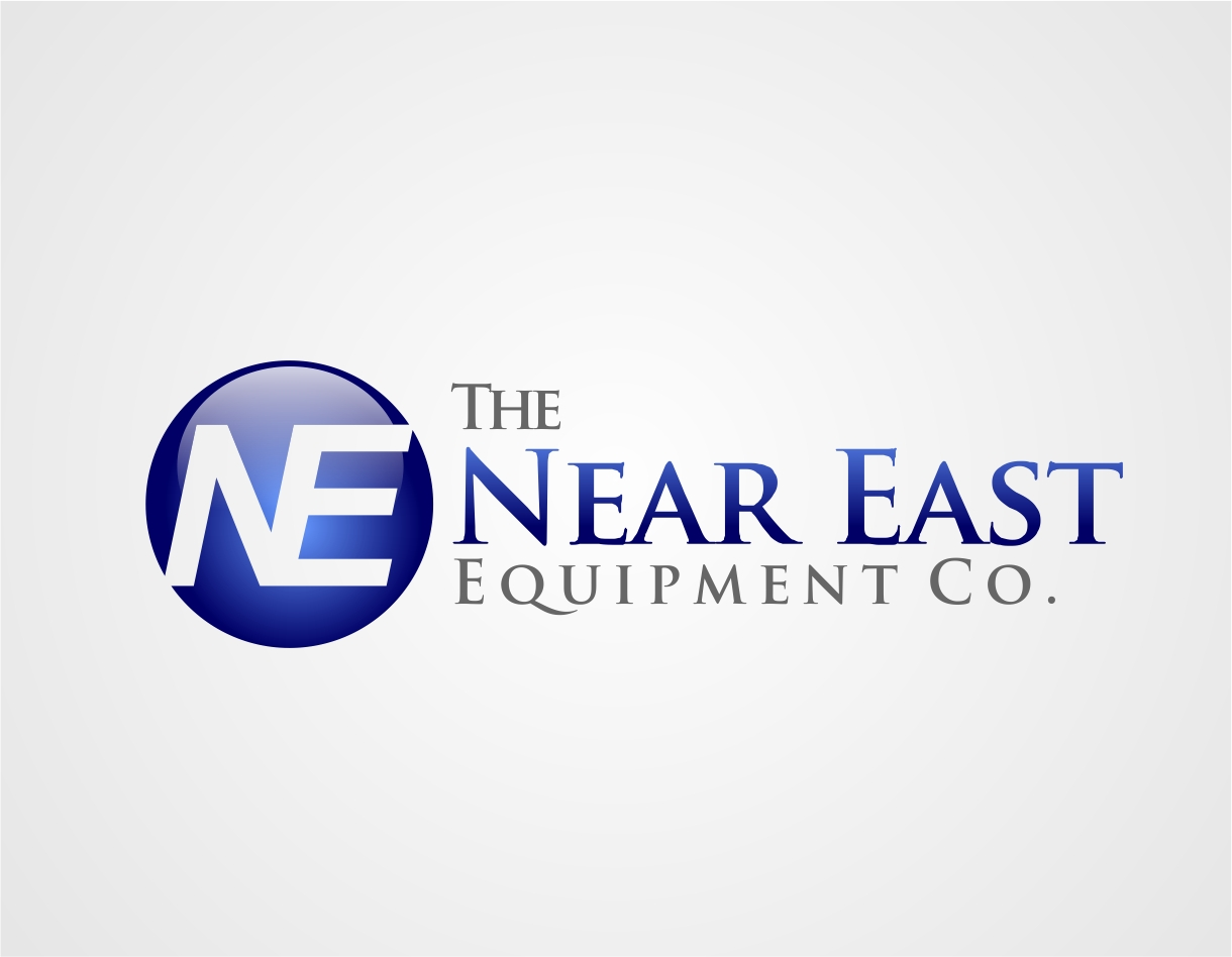 Logo Design by Reivan Ferdinan - Entry No. 206 in the Logo Design Contest Imaginative Logo Design for The Near East Equipment Co..