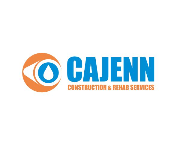 Logo Design by ronny - Entry No. 187 in the Logo Design Contest New Logo Design for CaJenn Construction & Rehab Services.
