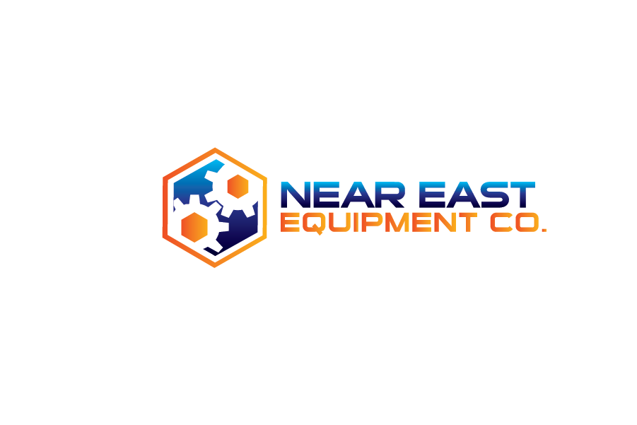 Logo Design by Private User - Entry No. 207 in the Logo Design Contest Imaginative Logo Design for The Near East Equipment Co..
