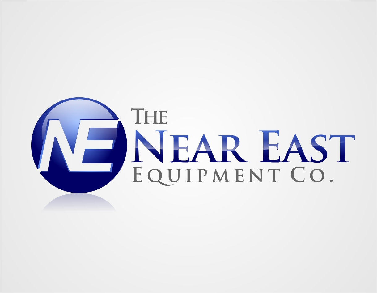 Logo Design by Reivan Ferdinan - Entry No. 208 in the Logo Design Contest Imaginative Logo Design for The Near East Equipment Co..