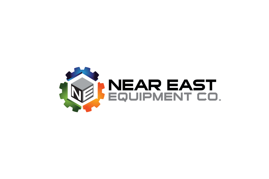 Logo Design by Private User - Entry No. 209 in the Logo Design Contest Imaginative Logo Design for The Near East Equipment Co..