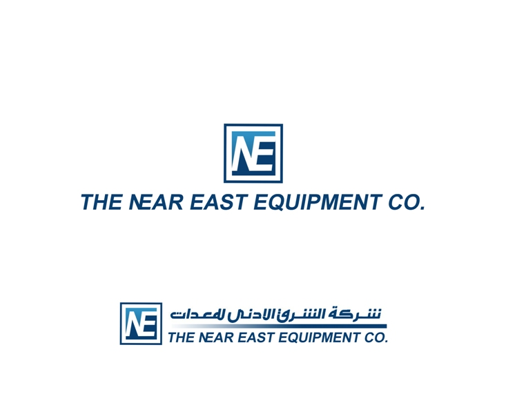 Logo Design by Juan_Kata - Entry No. 210 in the Logo Design Contest Imaginative Logo Design for The Near East Equipment Co..