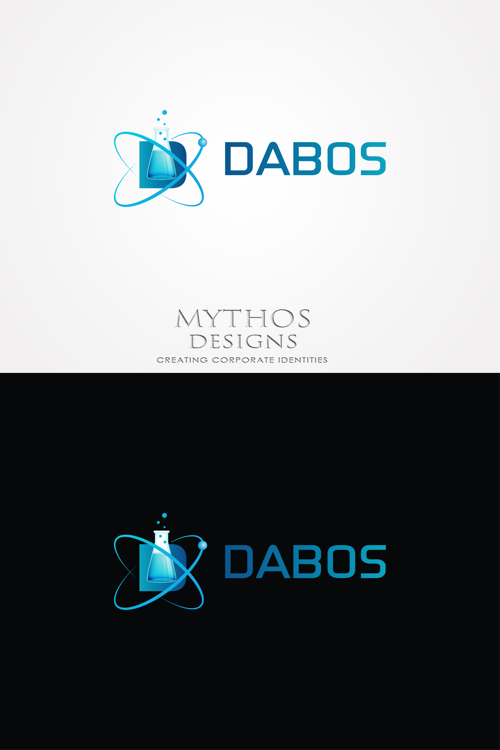 Logo Design by Mythos Designs - Entry No. 69 in the Logo Design Contest Imaginative Logo Design for DABOS, Limited Liability Company.
