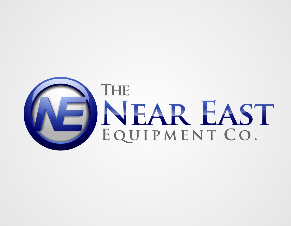 Logo Design by Reivan Ferdinan - Entry No. 211 in the Logo Design Contest Imaginative Logo Design for The Near East Equipment Co..