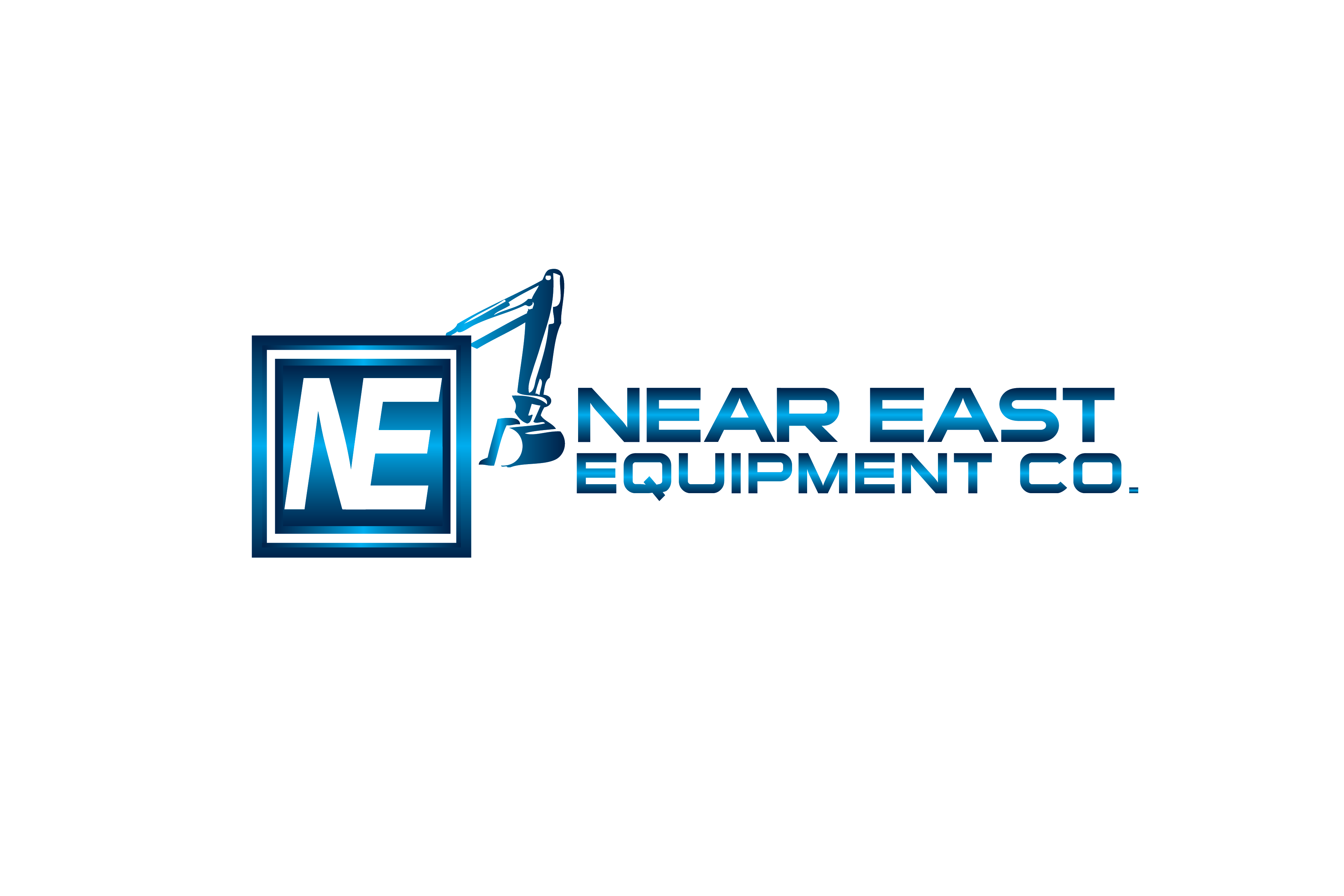 Logo Design by Private User - Entry No. 215 in the Logo Design Contest Imaginative Logo Design for The Near East Equipment Co..