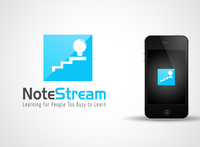 Logo Design by Jan Chua - Entry No. 96 in the Logo Design Contest Imaginative Logo Design for NoteStream.