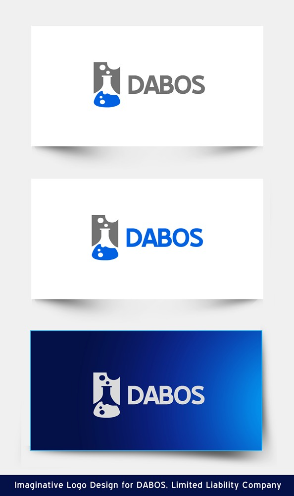 Logo Design by Respati Himawan - Entry No. 83 in the Logo Design Contest Imaginative Logo Design for DABOS, Limited Liability Company.