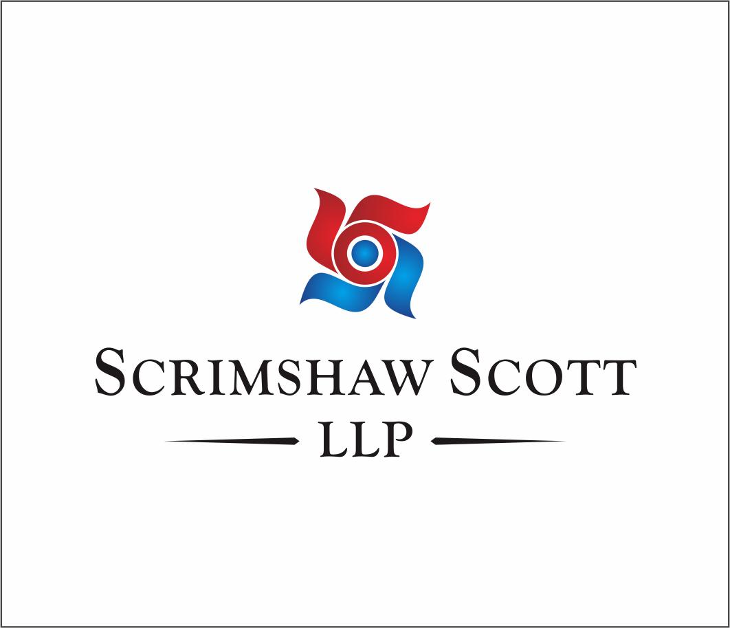 Logo Design by Armada Jamaluddin - Entry No. 42 in the Logo Design Contest Striking Logo Design for law firm SCRIMSHAW  SCOTT  LLP.
