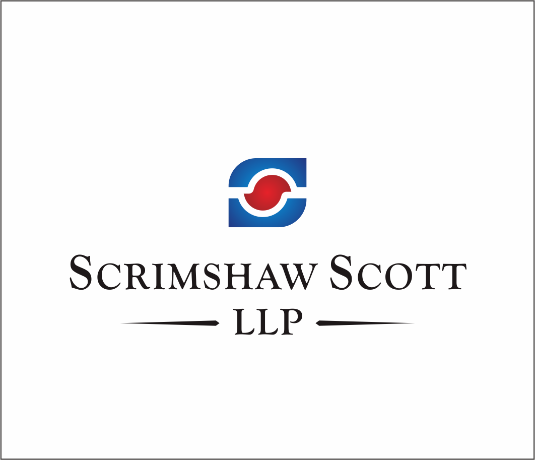 Logo Design by Armada Jamaluddin - Entry No. 43 in the Logo Design Contest Striking Logo Design for law firm SCRIMSHAW  SCOTT  LLP.