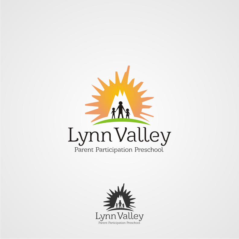 Logo Design by graphicleaf - Entry No. 64 in the Logo Design Contest New Logo Design for Lynn Valley Parent Participation Preschool.