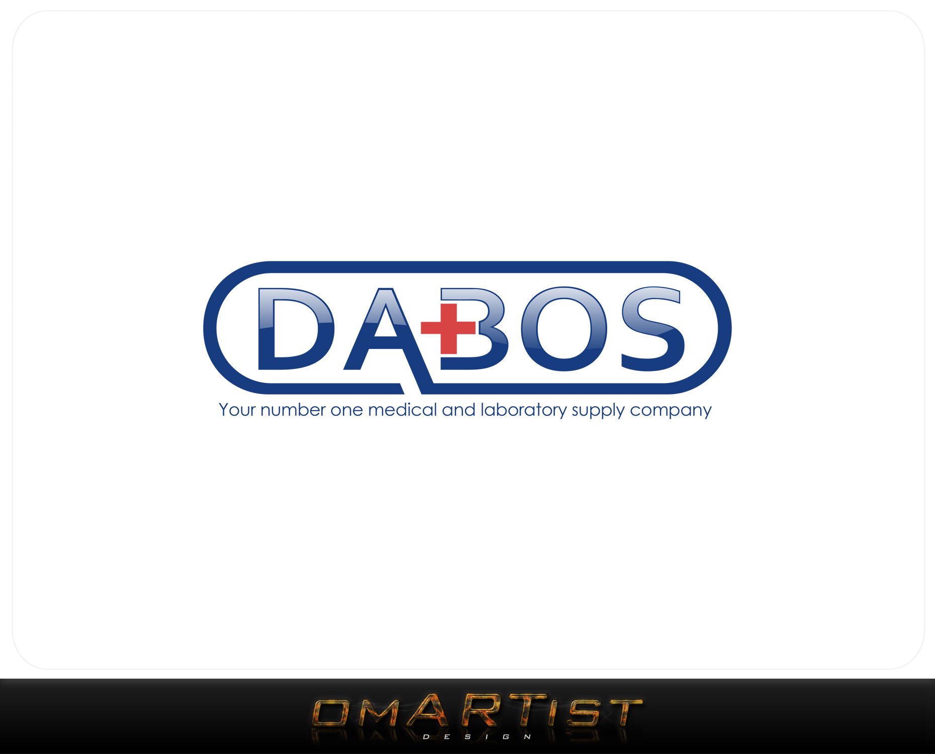 Logo Design by omARTist - Entry No. 92 in the Logo Design Contest Imaginative Logo Design for DABOS, Limited Liability Company.