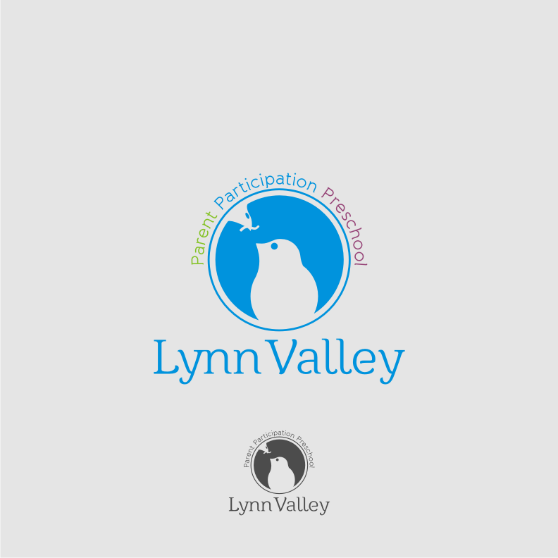 Logo Design by graphicleaf - Entry No. 65 in the Logo Design Contest New Logo Design for Lynn Valley Parent Participation Preschool.