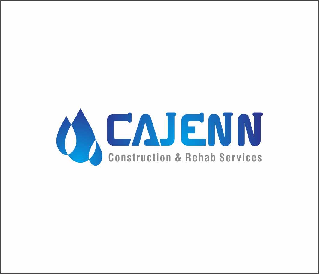 Logo Design by Armada Jamaluddin - Entry No. 197 in the Logo Design Contest New Logo Design for CaJenn Construction & Rehab Services.