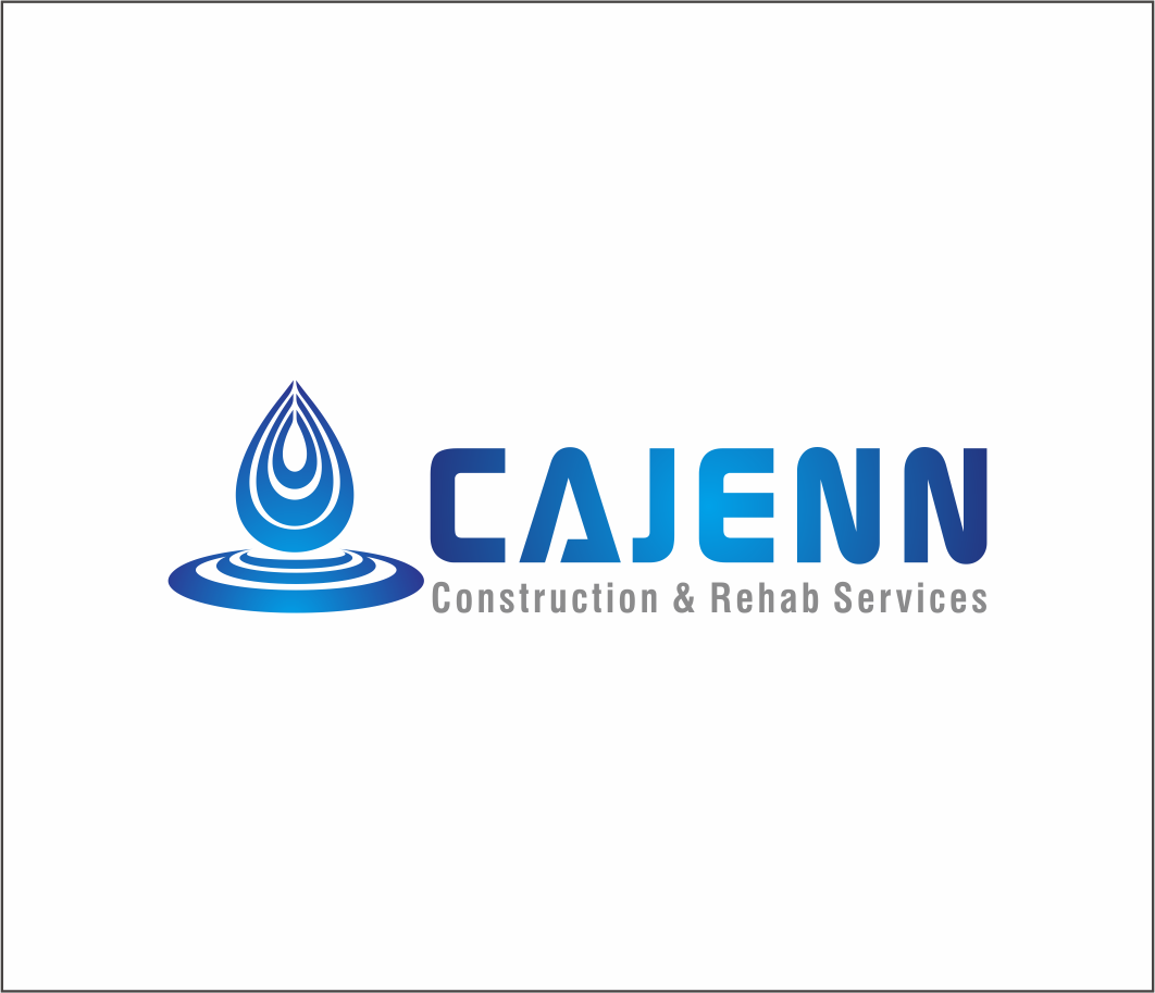 Logo Design by Armada Jamaluddin - Entry No. 198 in the Logo Design Contest New Logo Design for CaJenn Construction & Rehab Services.