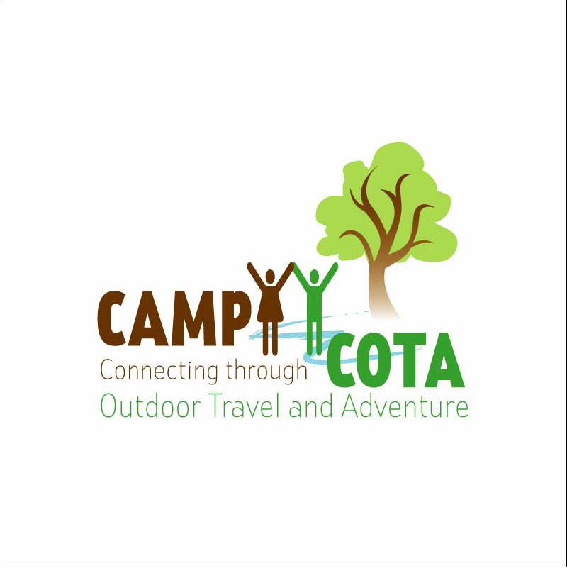 Logo Design by Zisis-Papalexiou - Entry No. 60 in the Logo Design Contest CAMP COTA.