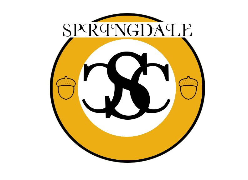 Logo Design by Hayden Yare - Entry No. 1 in the Logo Design Contest Unique Logo Design Wanted for Springdale Country Club.