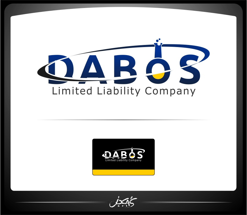 Logo Design by joca - Entry No. 102 in the Logo Design Contest Imaginative Logo Design for DABOS, Limited Liability Company.