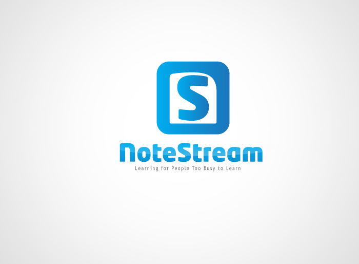 Logo Design by Jan Chua - Entry No. 117 in the Logo Design Contest Imaginative Logo Design for NoteStream.